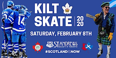 Great Canadian Kilt Skate-Toronto tickets