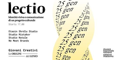 LECTIO - Identità visiva e comunicazione di un progetto culturale