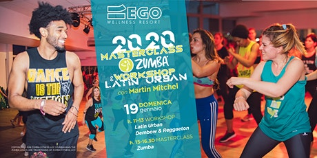 Masterclass Zumba e Workshop Latin Urban biglietti