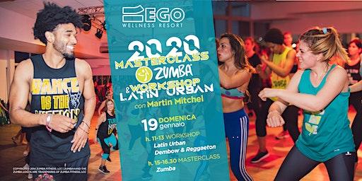Masterclass Zumba e Workshop Latin Urban