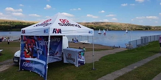 Discover Sailing on Saturday 30th May 2020 at Delph SC