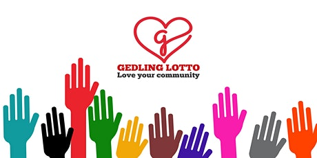 Gedling Lotto Good Causes Launch tickets