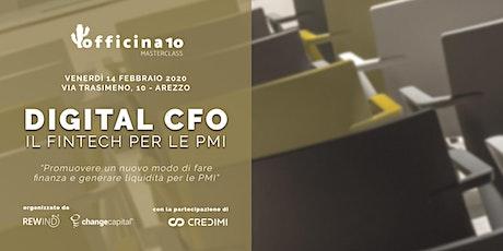 """Masterclass """"Digital CFO: il Fintech per le PMI"""" biglietti"""