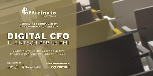 """Masterclass """"Digital CFO: il Fintech per le PMI"""""""