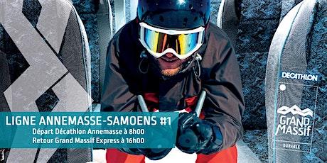 Ligne Annemasse - Samoëns #1 tickets