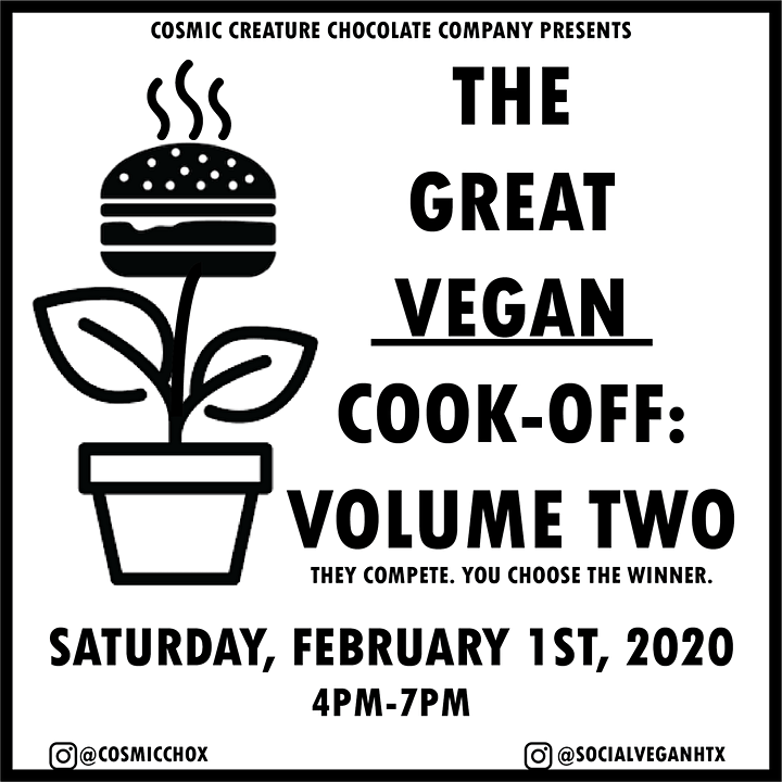 The Great Vegan Cook-Off: Volume Two image