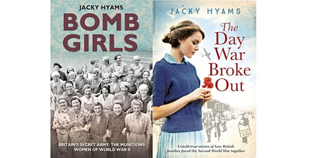 An afternoon with Jacky  Hyams tickets