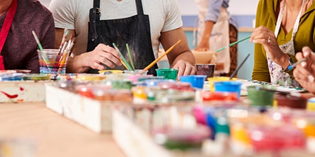 Adult Evening Painting Workshops tickets