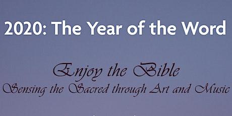 Enjoy the Bible tickets