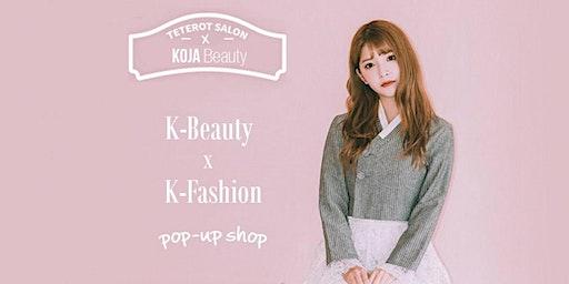 K-Beauty x K-Fashion Pop-Up Shop