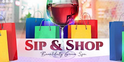 SmallBusinessSaturday Sip and Shop