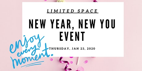 New Year, New You Event tickets