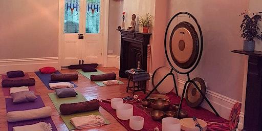 Yoga & Sound Bath Workshop