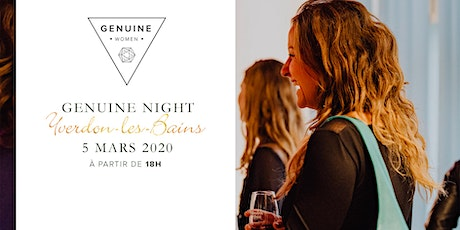 GENUINE NIGHT YVERDON billets