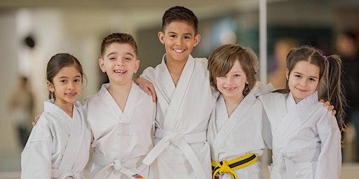 Samedi 18 Janvier - Portes ouvertes pour le Jiu-Jitsu pour enfants!