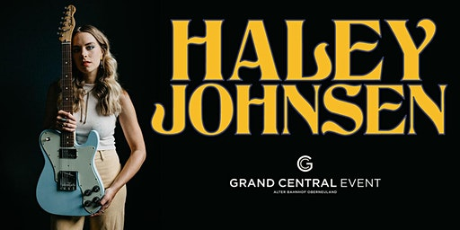 Haley Johnson (US) - Golden Day's at the Grand Central