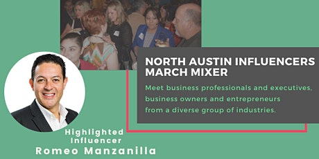 North Austin Influencers March Mixer tickets