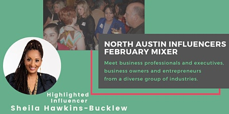 North Austin Influencers February Mixer tickets