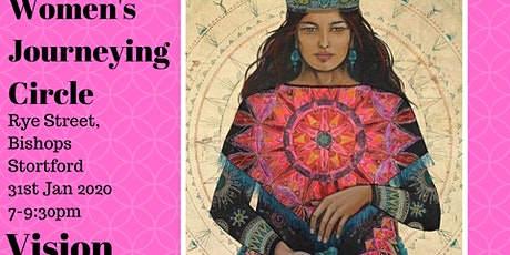 Women's Journeying Circle - Theme Vision tickets