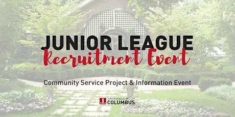 Community Service Project & Information Event tickets