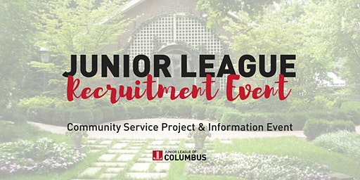 Community Service Project & Information Event