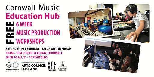 Cornwall Music Education Hub - Music Production Workshops