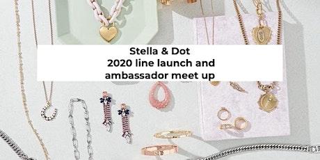 Stella & Dot 2020 Line Launch and Ambassador Meet up tickets