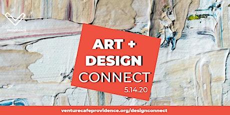 Art + Design Connect tickets