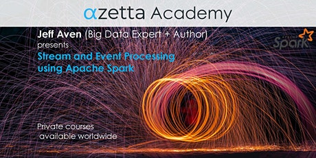 Stream and Event Processing Using Apache Spark - Melbourne tickets