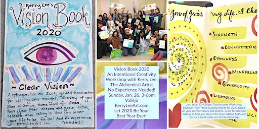 Vision Book 2020 Clear Vision and Your Best Year Ever!