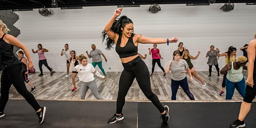 Savannah, GA Dance2Fit Class With Jessica Bass James on 1/31/20 at 7:30pm