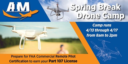AIM Charlotte   Drone Camp
