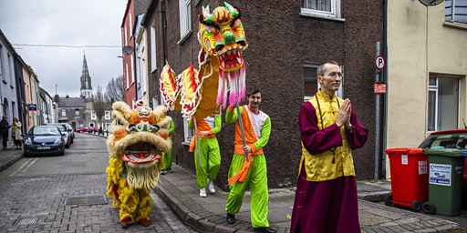 Cork Chinese New Year Festival 2020   25th January - 2nd February