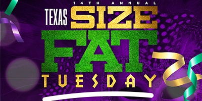 14th Annual Texas Sized Fat Tuesday @ Gas Monkey
