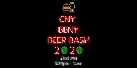 Burger Bar CNY Beer Bash 2020 tickets
