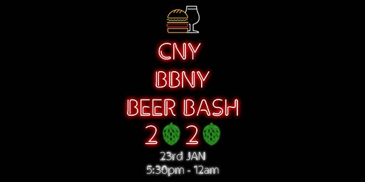 Burger Bar CNY Beer Bash 2020