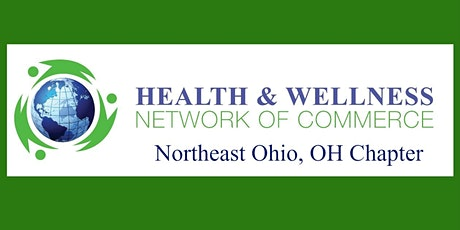 Health & Wellness Network of Commerce Monthly Networking Event - April tickets