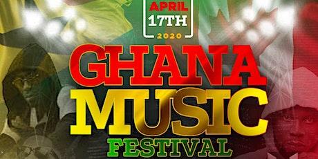 Ghana Music Festival tickets