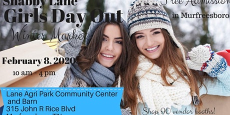 Shabby Lane's Girls Day Out Winter Market tickets