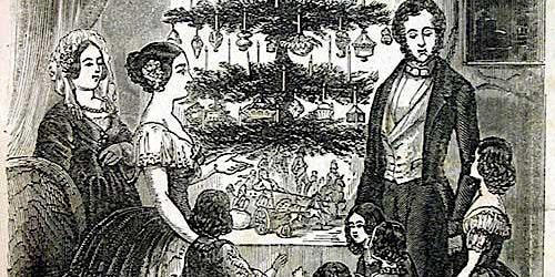A Victorian Christmas in Islington