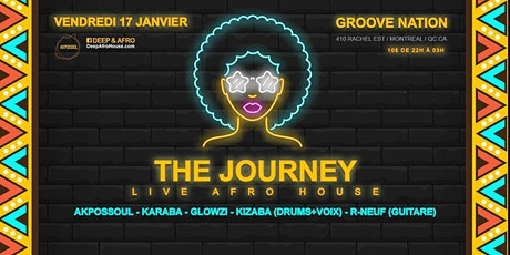 The Journey #6 tickets