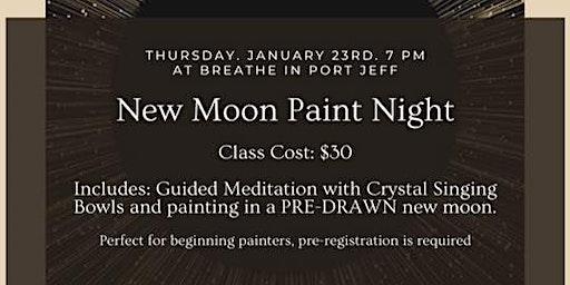 New Moon Workshop