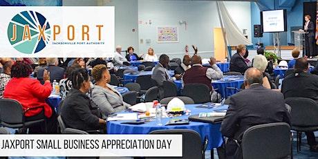 JAXPORT Small Business Appreciation Day tickets
