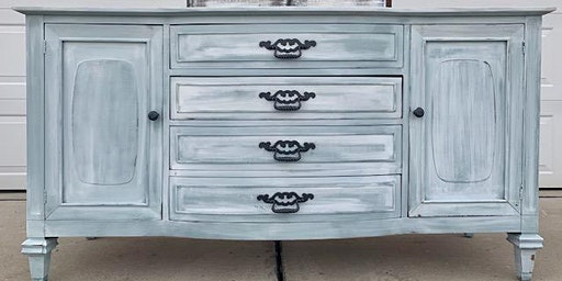 Furniture Painting--Farmhouse Finishes Class