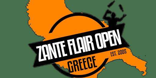 Zante Flair Open 2020 Competitor Registration