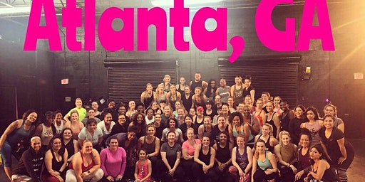 ATLANTA Dance2Fit Class With Jessica James on 2/1/20 @7:30pm