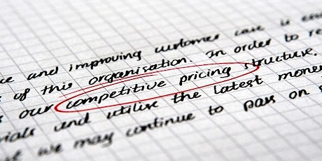 Product & Pricing Strategy tickets