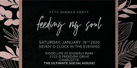 Fête Dinner Party... tickets