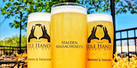 Idle Hands Beer Dinner at T'ahpas 529! tickets