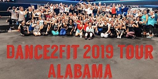 Birmingham (near) Dance2Fit Class W/ Jessica James on 2/2/20 @11:30am